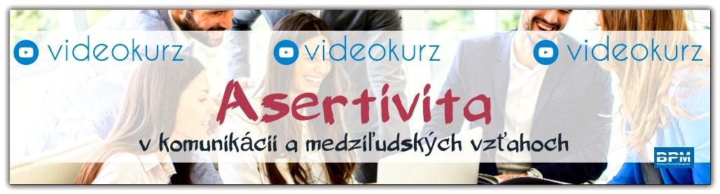 Asertivita videokurz